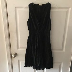 Black 💯 Cotton Dress